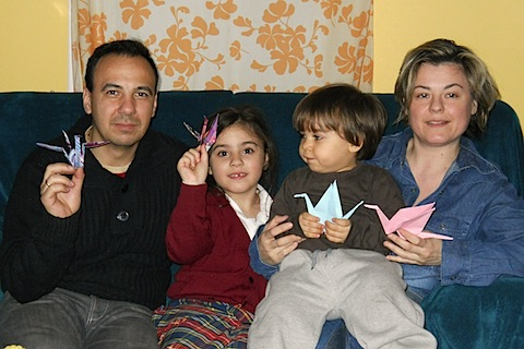 1256-1259. San y su familia
