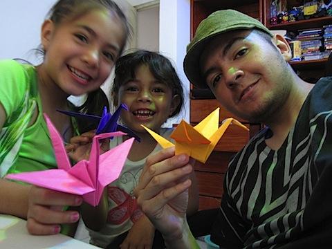 2296-2298. Carlos y familia