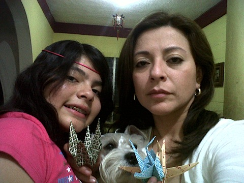 2518-2520. Karla, Andrea y Maya