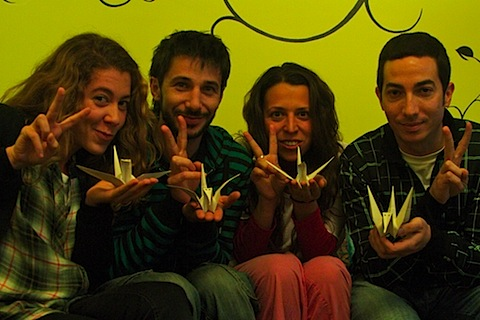 3545-3548 Cristina y sus amigos