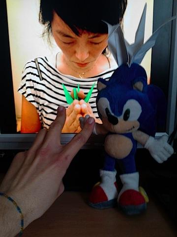 3570 Franikku y Sonic paz