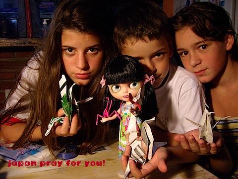 5010-5014 Agustina, Pedro, Luciana y el pequeño engendrito